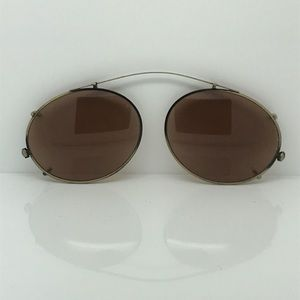 Vintage sunglasses Clips Clip-on